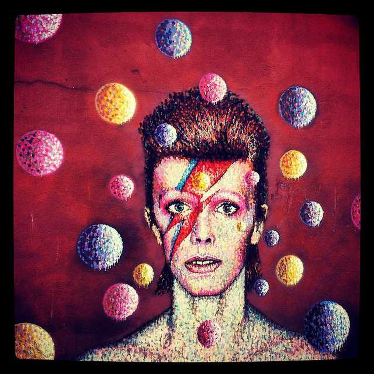 Aladdin Sane |  James Cochran (aka Jimmy C)