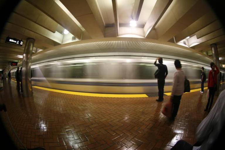 BART Train | © zbowling/flickr
