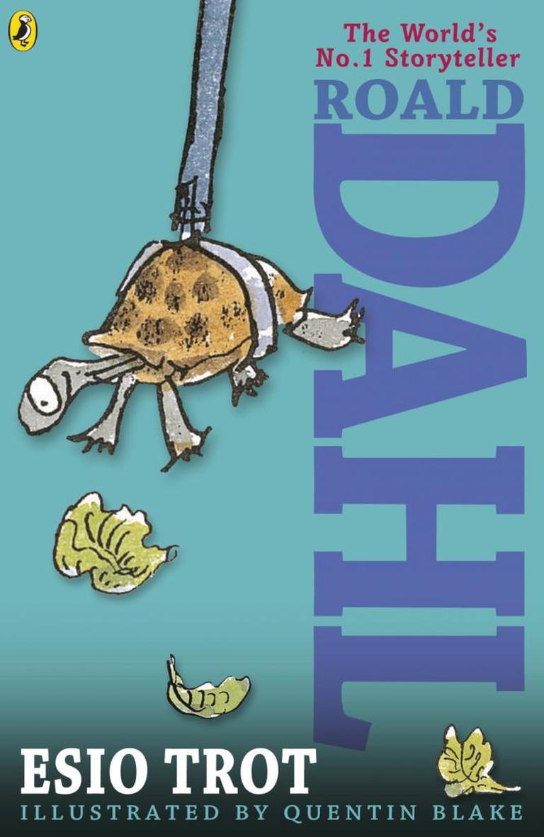 Esio Trot, Roald Dahl | © Puffin