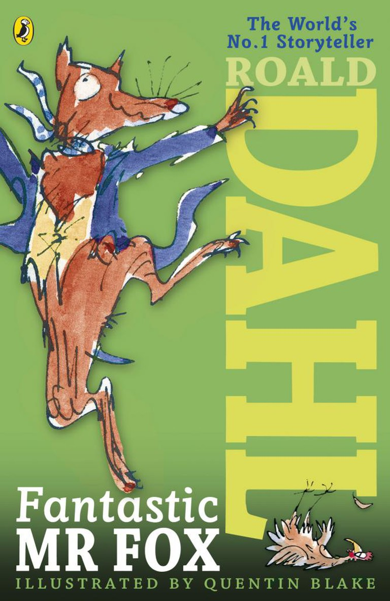 Fantastic Mr Fox, Roald Dahl | © Puffin