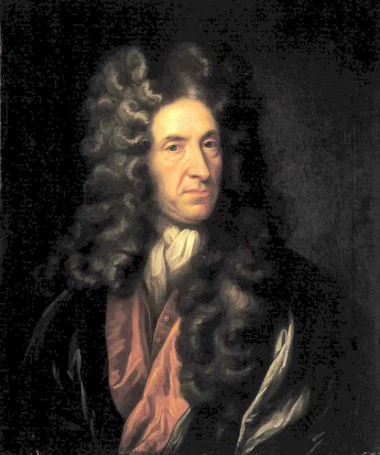Daniel Defoe | © UnknownArtist/WikiCommons