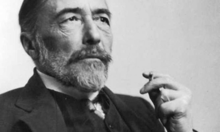 Joseph Conrad | © AlvinLangdonCoburn/WikiCommons