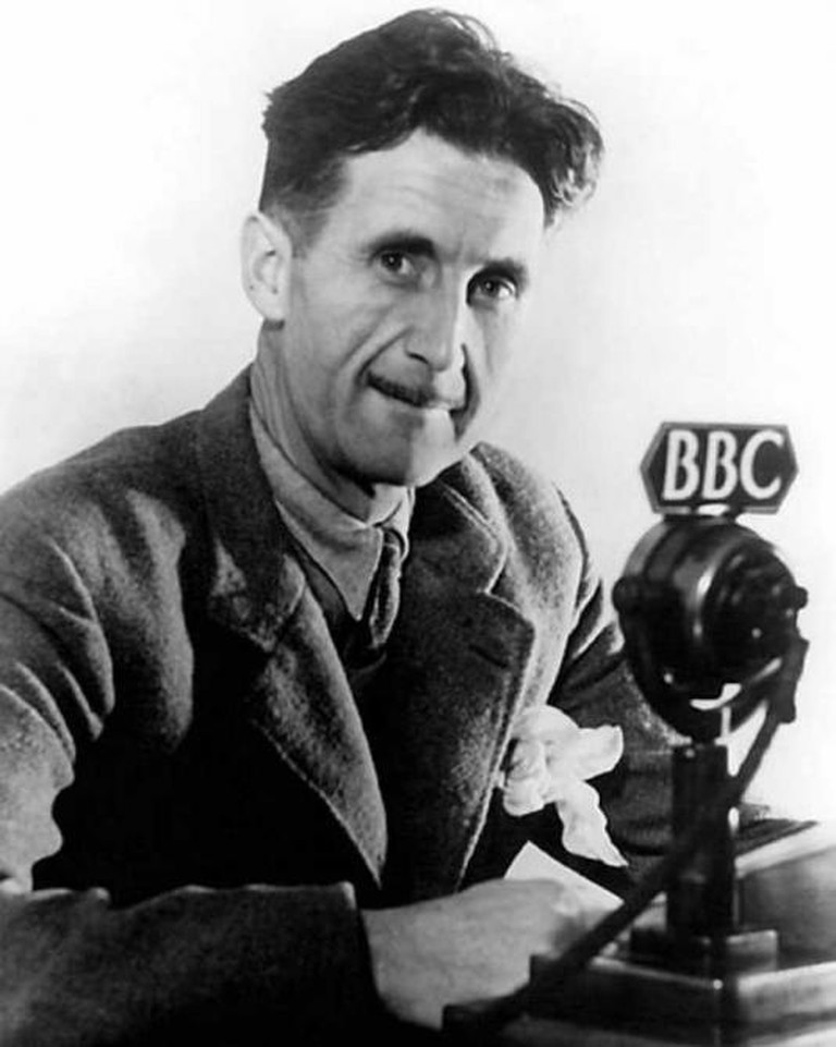 George Orwell | © Unknown/WikiCommons
