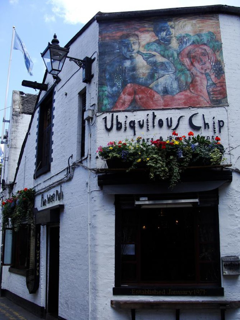 Ubiquitous Chip © Ben Sutherland/Flickr