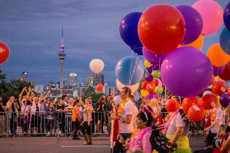 Auckland Pride | © DnlRxn/Flickr