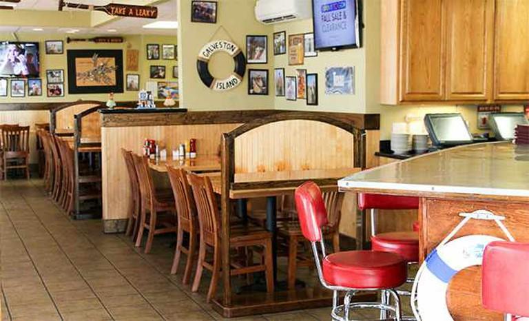 Cajun Greek Restaurant, © Christy Landriault