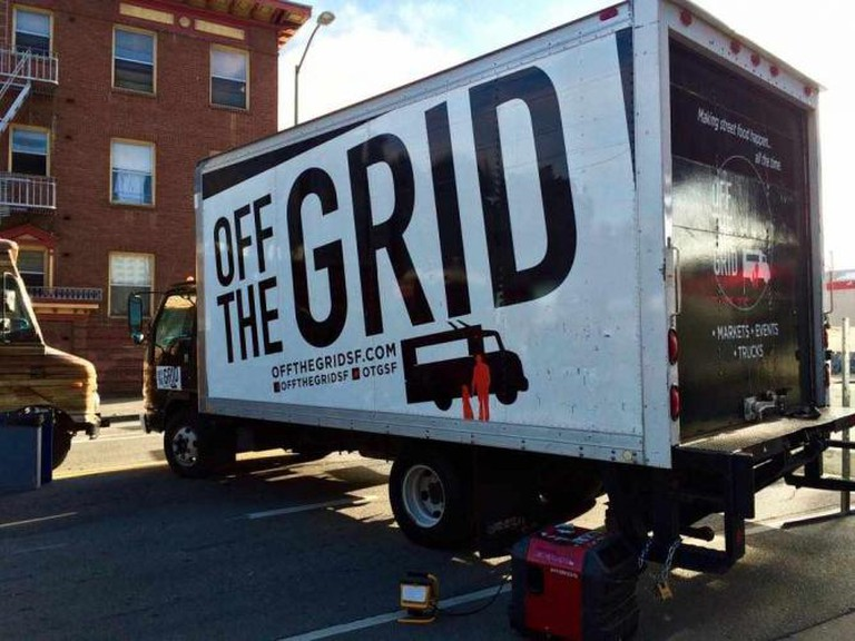 Event Truck | Off the Grid