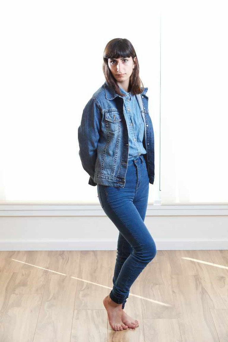 Jeans © Olivia Dori