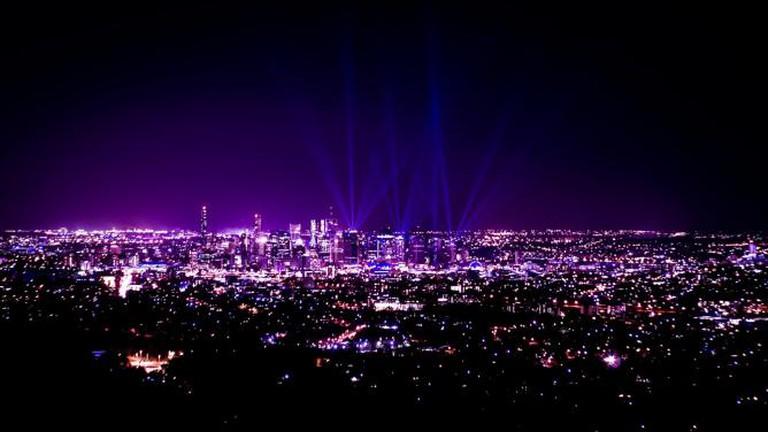 City Lights Brisbane   © James Niland/Flickr