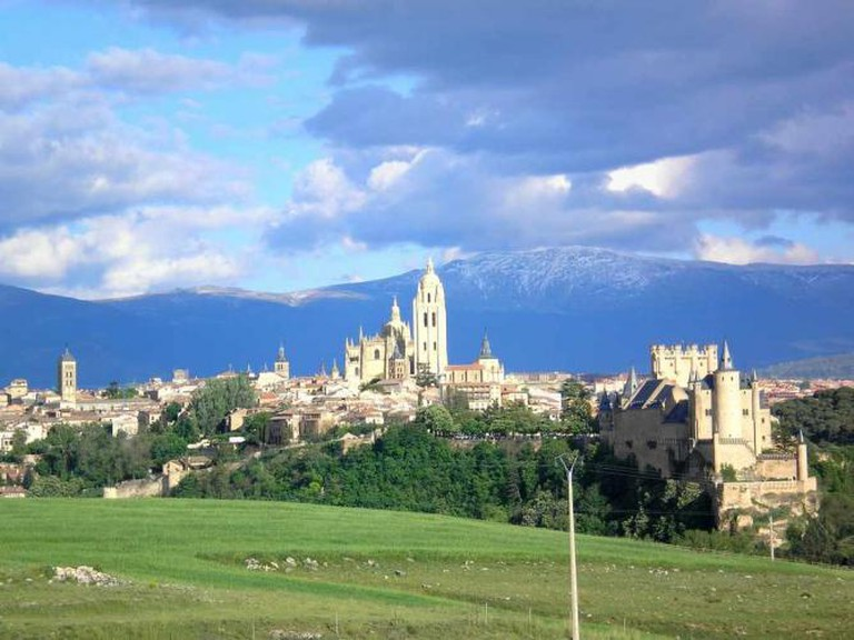 Segovia | © Armandoreques/flickr
