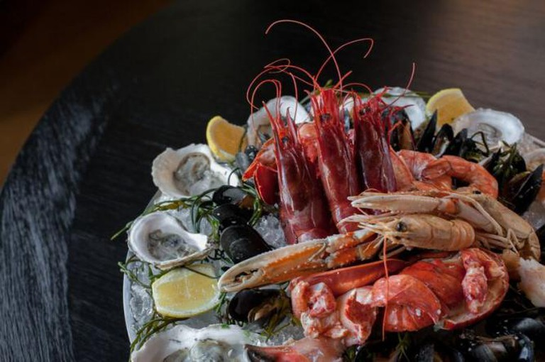 Number 13 Prime Steak and Seafood | Courtesy Jessica Zapatero, photo by Deborah Smail