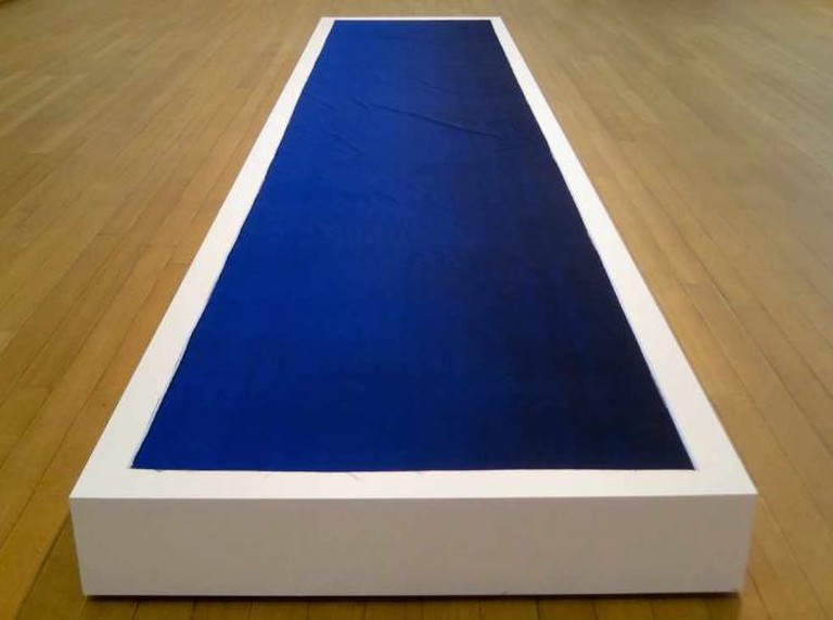 Willem de Rooij, 'Blue to Black' (2012) | © FaceMePLS/Flickr