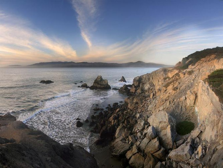 View from Lands End I