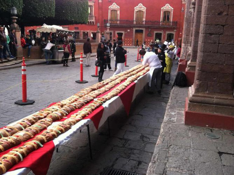 Festivities in San Miguel de Allende | Courtesy of JoAnneh Nagler