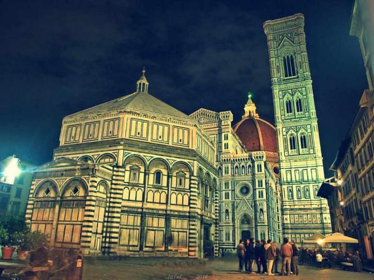 Florence's Cathedral Santa Maria del Fiore | © Luis Gonzalez Bas/Flickr