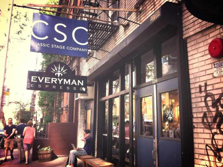 Everyman Espresso | © Caitrin Sneed