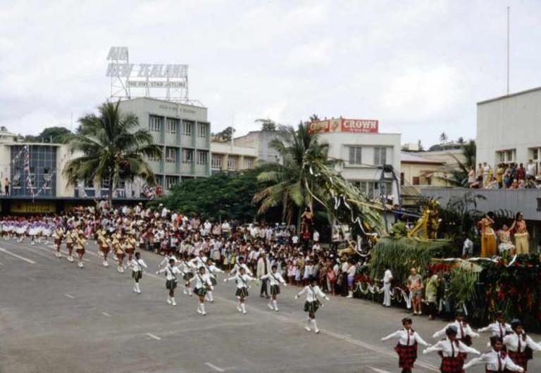 Hibiscus Festival Parade