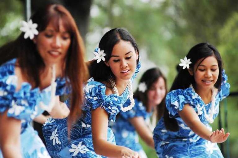 Fijian Dancing