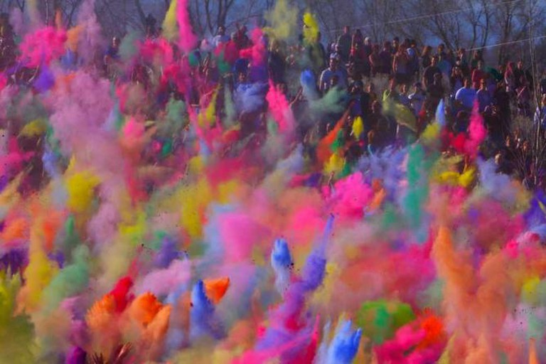Holi Festival | © onthego tours/Flickr