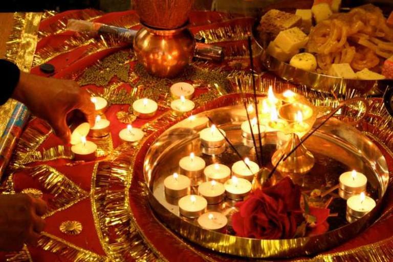 Diwali Festival | © San Sharma/Flickr