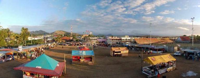 Festival in Labasa