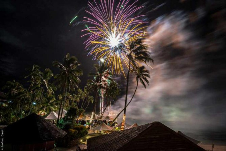 New Year Fireworks | © Rowly Emmett/Flickr