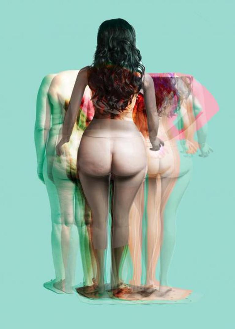 Venus 1 The White Awoulaba – Joana Choumali