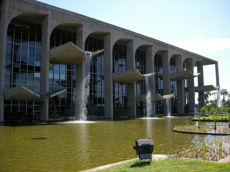 Palacio da Justica © Leonel Ponce/Flickr