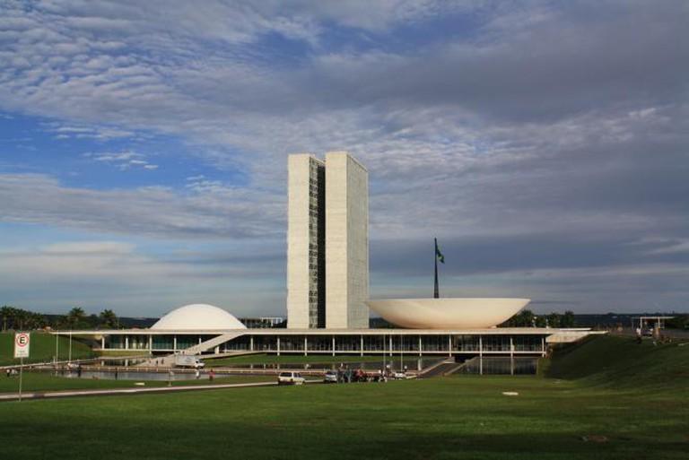 Congresso Nacional © Bernardo Berlach/Flickr