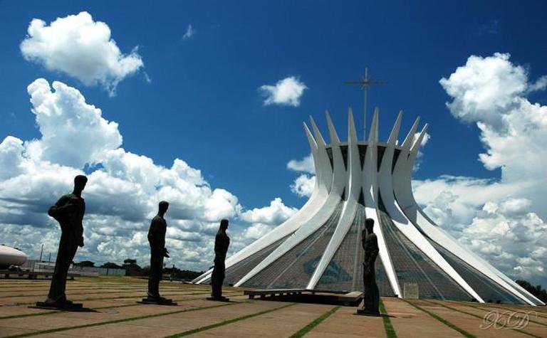 Catedral Metropolitana © Xavier Donat/Flickr