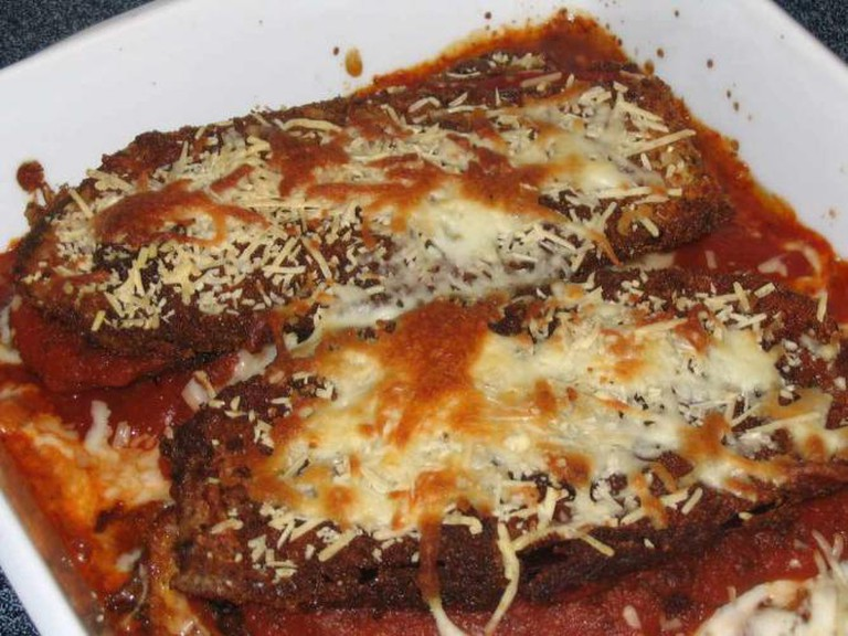Eggplant Parmesan | © crazy_duck1/Flickr