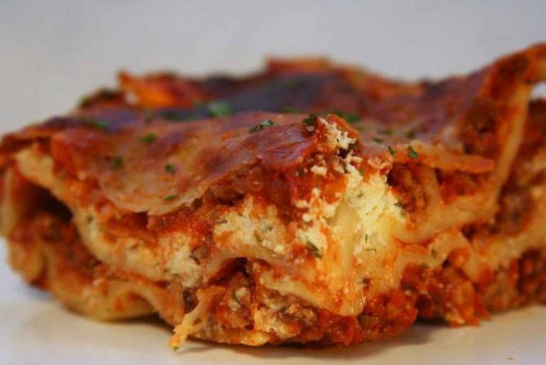 Lasagna | © DavidK/Flickr