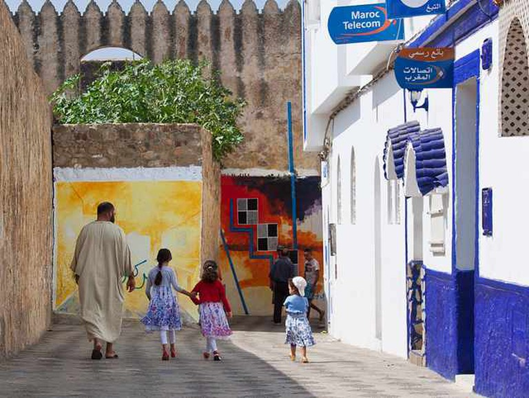 Asilah | © kdperico/Flickr