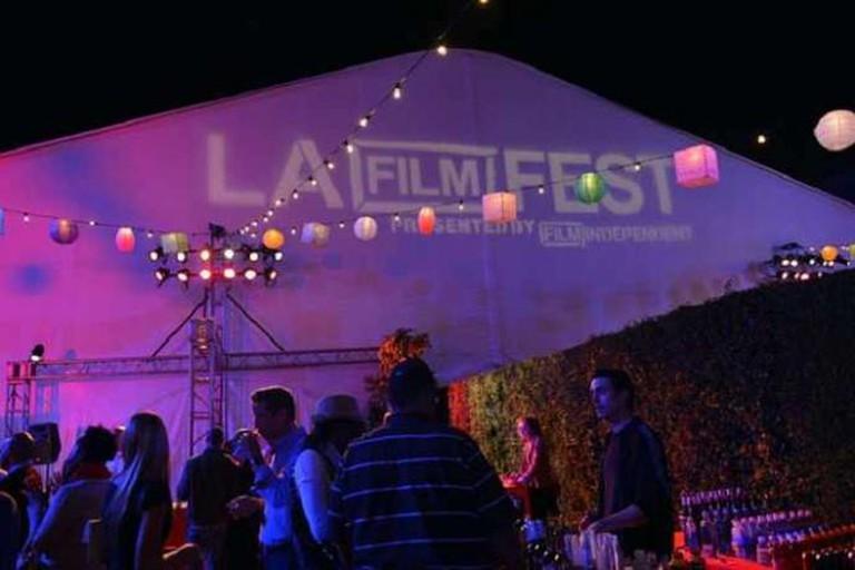 LA Film Festival via Elle