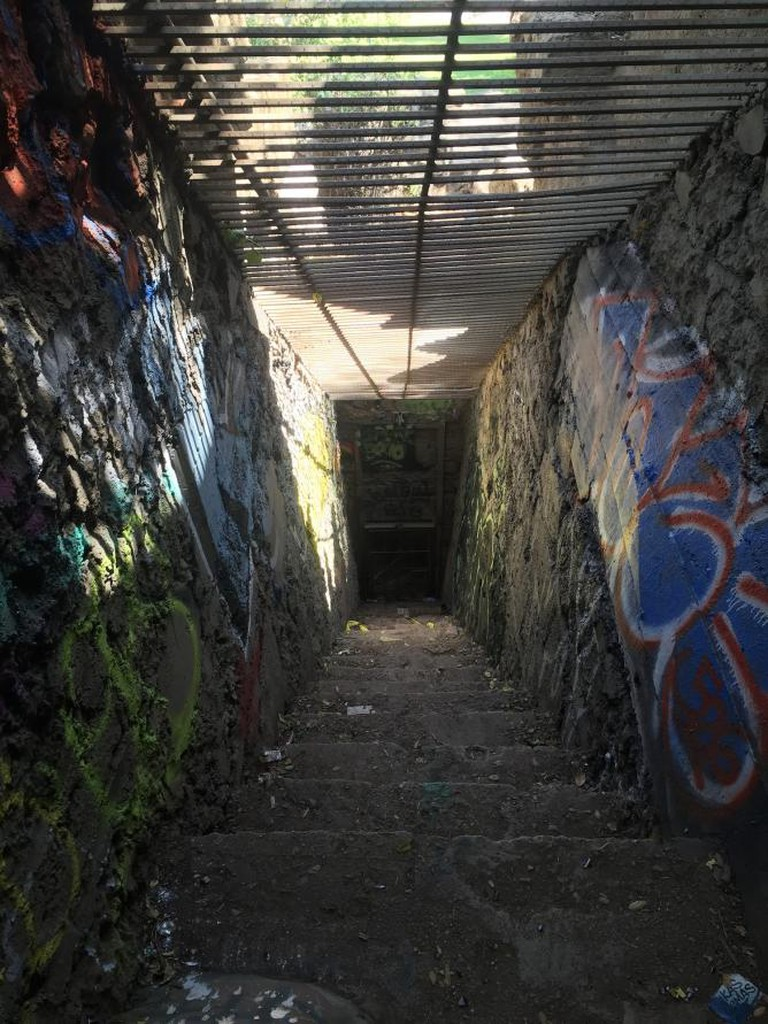 Abandoned Zoo in Griffith Park