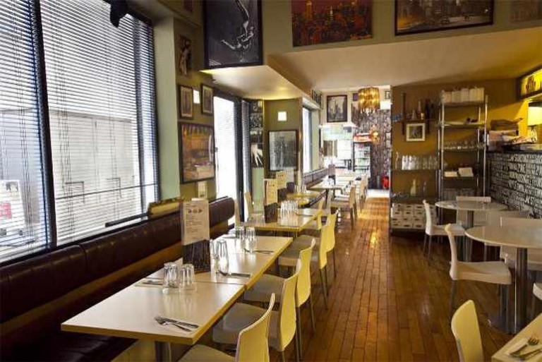Broadway Pizza Parlour | Image courtesy of Broadway Pizza Parlour