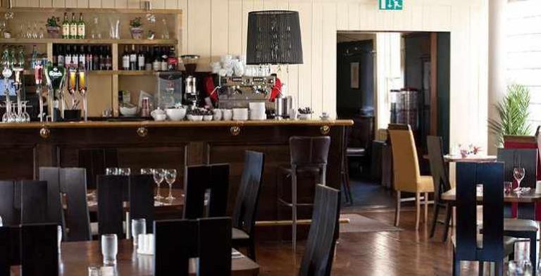 Harbourmaster Restaurant & Bar | Image courtesy of Harbourmaster Restaurant & Bar
