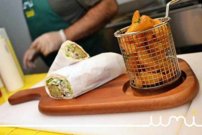 Umi Falafel | Image courtesy of Umi Falafel
