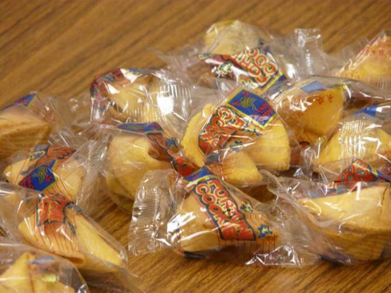 Fortune Cookies | © Piotrus / Wikimedia Commons