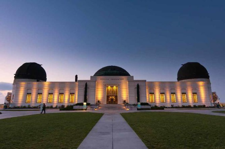 Griffith Observatory⎜