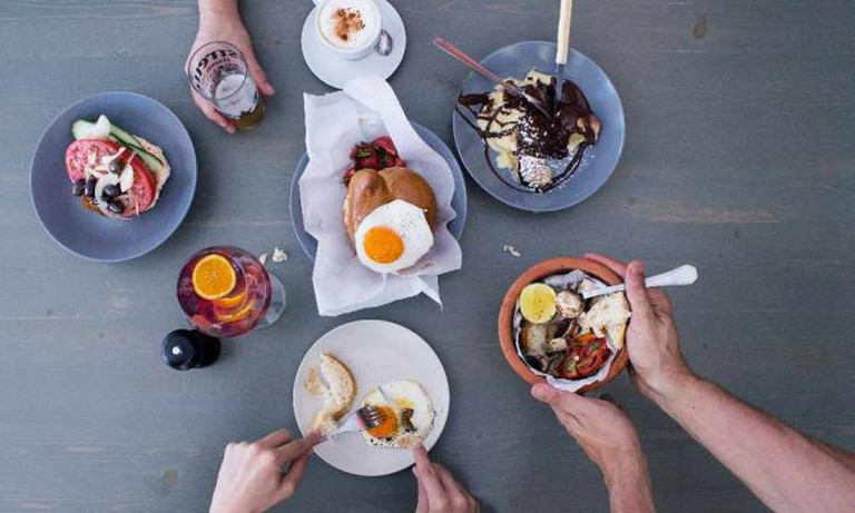 Breakfast at Estrella   Courtesy of Estrella
