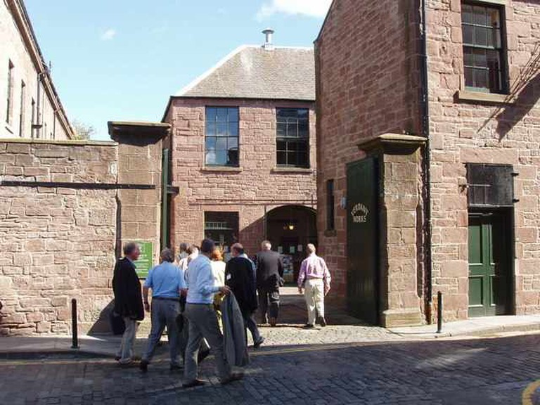Jute Museum, Dundee | © David Hawgood/WikiCommons