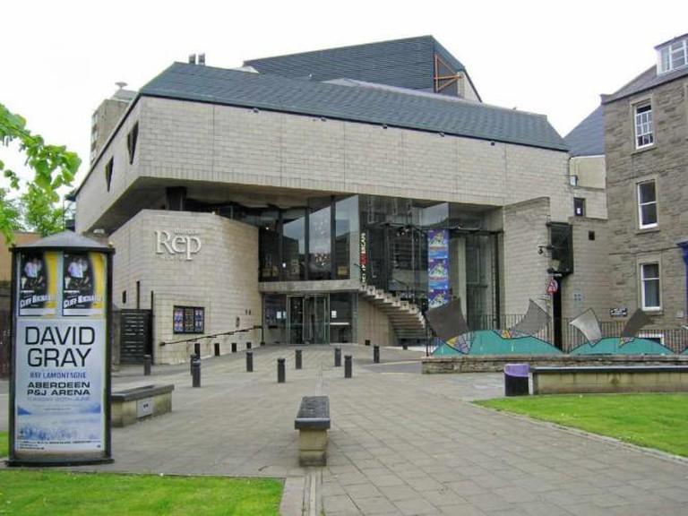 Dundee Rep Theatre | © Ydam/WikiCommons