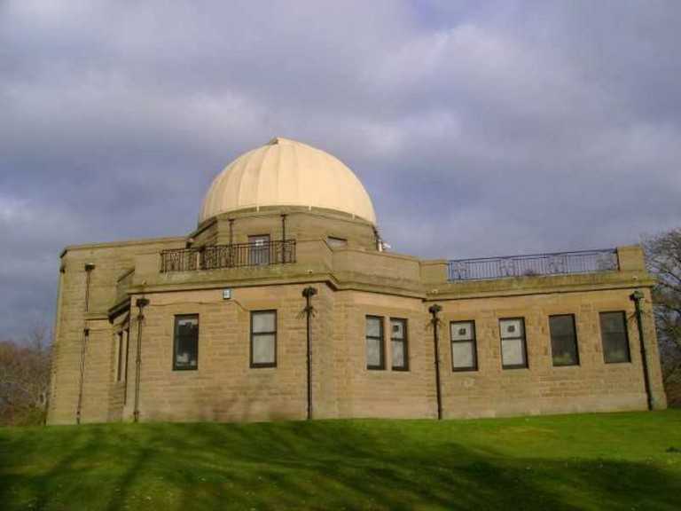 Mills Observatory | © Cyrillic/WikiCommons