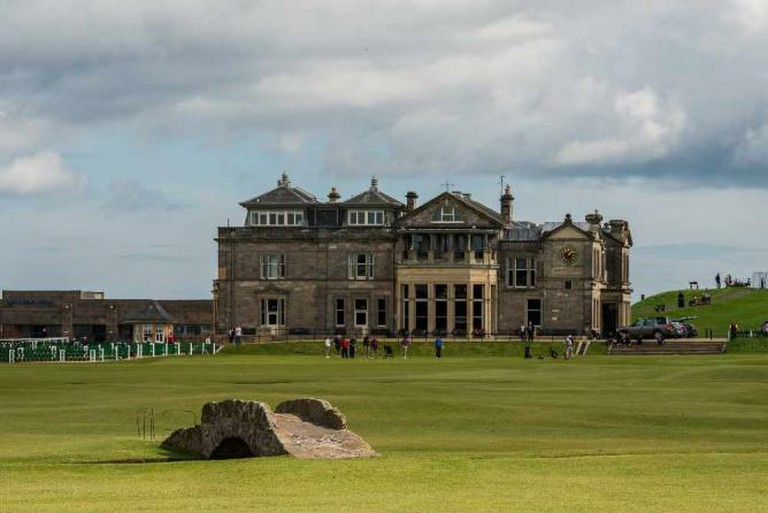 R&A Clubhouse, St Andrews | © Optograph/WikiCommons