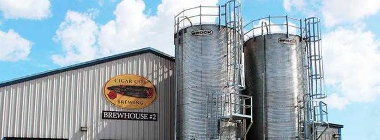 Cigar City Brewing, courtesy of CCB