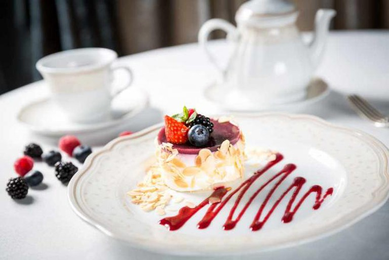 Dessert at the Russian Seasons | Courtesy of The Russian Seasons