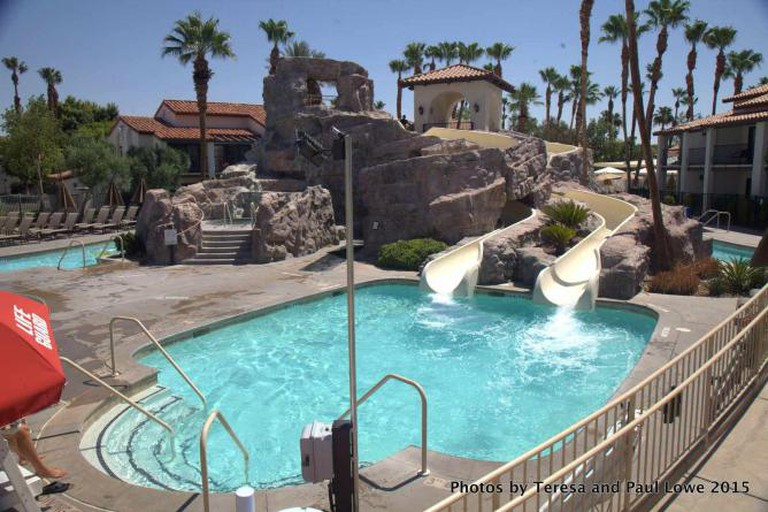 Enjoy a fun summer visit to Splashtopia located onsite at the Omni Rancho Las Palmas in Rancho Mirage, CA