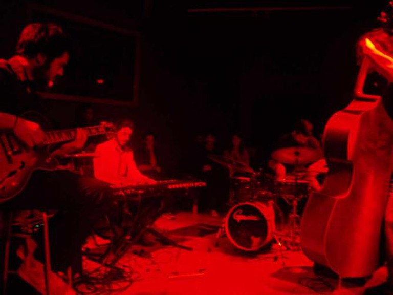 Jazz concert at Polytechno | Courtesy of Maria Epistimi Anagnostopoulou