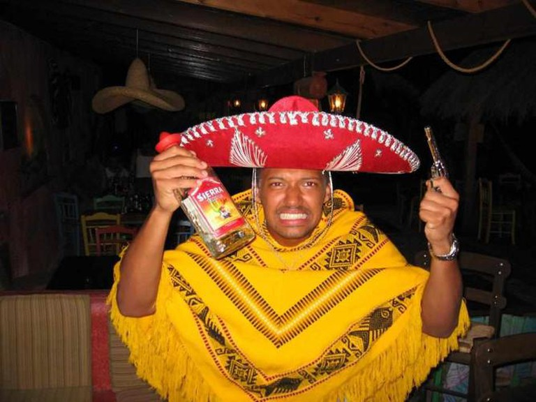 Sombreros & Tequila | Courtesy of La Tabernita Mexicana